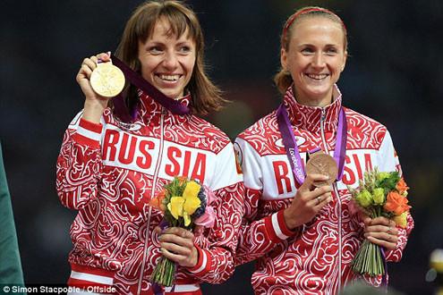 Bê bối doping: IAAF tạm cấm điền kinh Nga tham dự giải đấu quốc tế