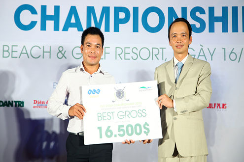 FLC Golf Championship 2015: Thông điệp từ giải golf lớn nhất Việt Nam