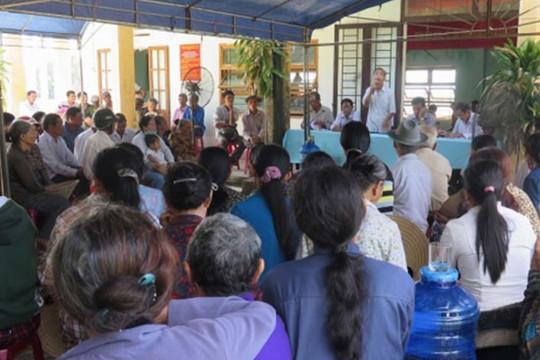 Vụ cá chết trắng hồ ở Núi Thành, Quảng Nam: Vẫn chưa có câu trả lời chính thức