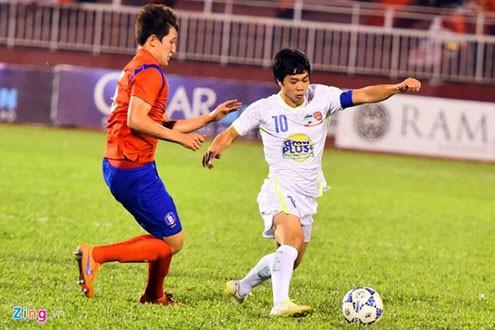 U21 HAGL thất bại trong ngày đầu ra quân giải U21 Quốc tế