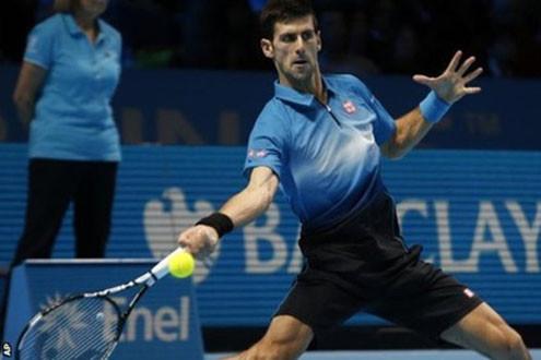 Hạ Berdych, Djokovic gặp Nadal ở bán kết ATP Finals