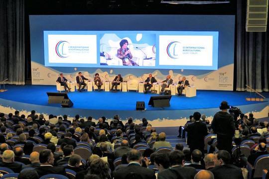 TH true MILK là đối tác chính tại Diễn đàn Nông nghiệp Sữa Quốc tế lần thứ II tại Nga