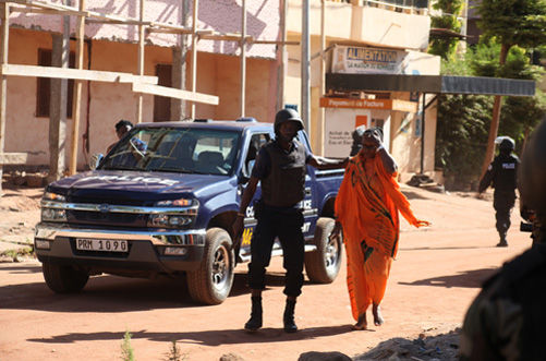 Mali: Chiến dịch giải cứu con tin đã kết thúc