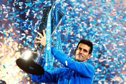 Đánh bại Federer, Novak Djokovic lần thứ tư liên tiếp vô địch ATP Finals