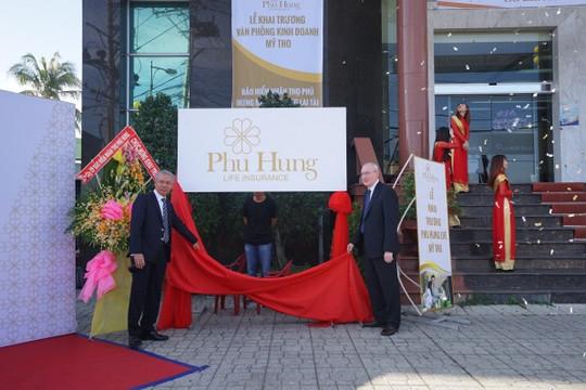 Phú Hưng Life khai trương Văn phòng kinh doanh tại Mỹ Tho