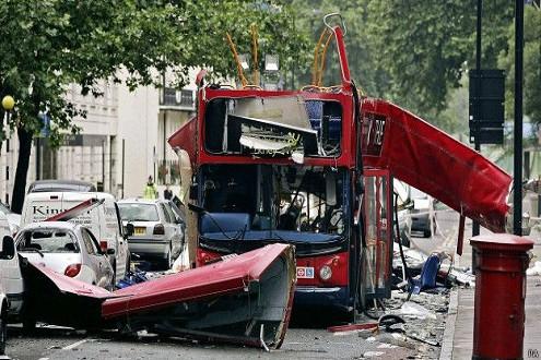 Những vụ khủng bố kinh hoàng nhất châu Âu thế kỷ 21(Kỳ 4): Vụ đánh bom khủng bố tại London