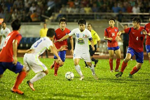 Công Phượng thi đấu thăng hoa, U21 HAGL vô địch giải U21 quốc tế