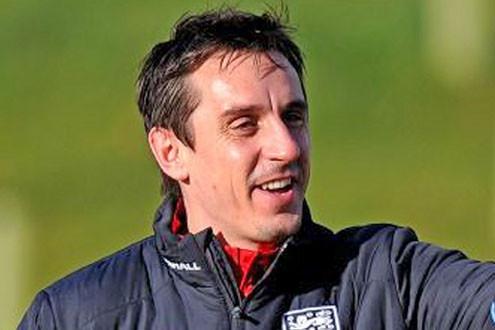 Tin tức thể thao 3/12: Gary Neville  được Sir Alex tin tưởng