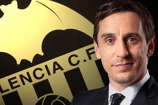 """Gary Neville """"né"""" Barcelona ở vòng 14 La Liga"""
