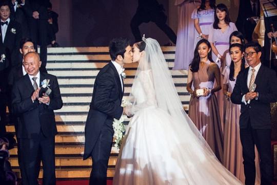 """Đám cưới ngôn tình """"nổi sóng"""" của sao Thế giới trong năm 2015"""