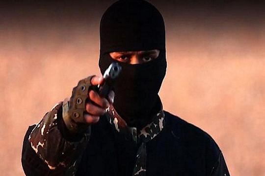 """IS tung video hành quyết 5 """"điệp viên"""", đe dọa nước Anh"""