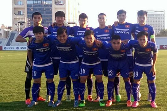 U23 Việt Nam thua U23 Yemen: Nan giải hàng thủ