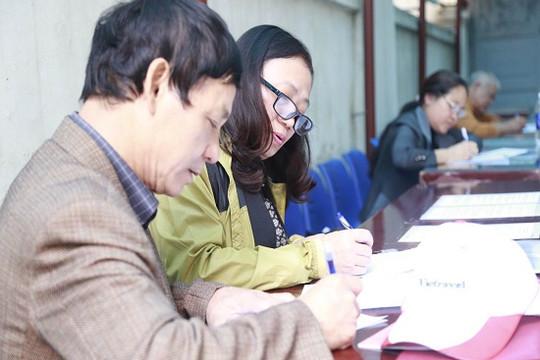 Người dân dễ dàng đăng ký cấp thẻ căn cước công dân