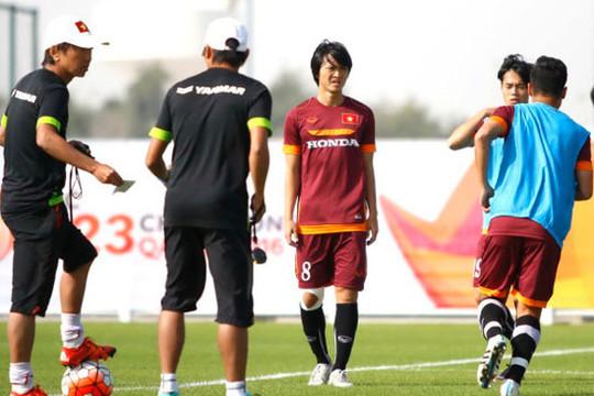 Chốt danh sách U23 VN dự VCK U23 châu Á: HLV Miura chọn Tuấn Anh