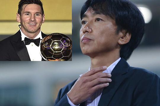 Tin tức thể thao 12/1: HLV Toshiya Miura bỏ phiếu cho Messi