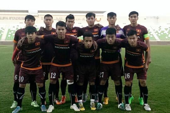 VCK U23 châu Á trước giờ G: U23 VN sẵn sàng với đội hình mạnh nhất