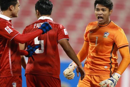 VCK U23 châu Á: Thái Lan chia điểm với Saudi Arabia