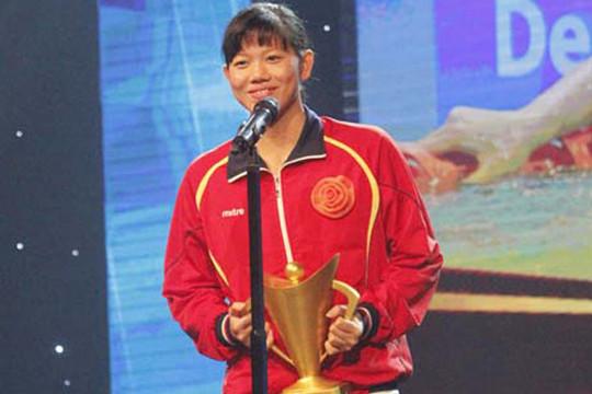 Cúp Chiến thắng 2015: Tôn vinh Ánh Viên, Quang Liêm