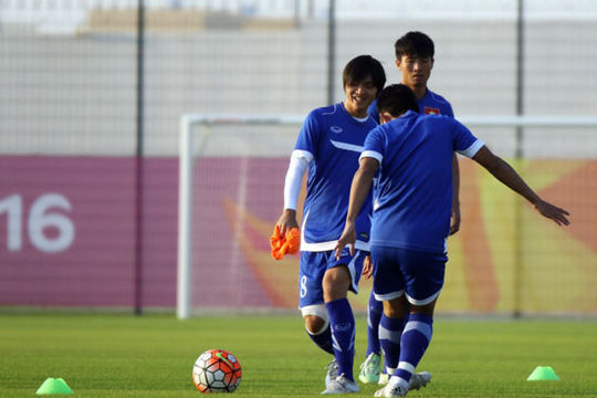 U23 VN và trận cầu sinh tử ở VCK U23 châu Á