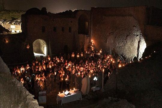 IS san bằng tu viện Thiên Chúa giáo lâu đời nhất của Iraq