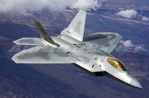 Mỹ triển khai máy bay tiêm kích tàng hình tới Nhật Bản