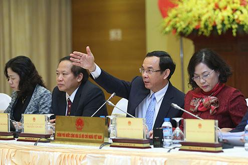 """Bộ trưởng Nguyễn Văn Nên: """"Không nhất thiết ngành nào cũng bố trí Ủy viên Trung ương"""""""