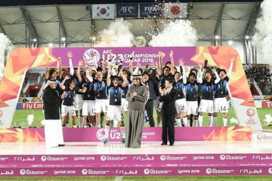 Tin tức thể thao 31/1: U23 Nhật Bản vô địch Giải U23 châu Á