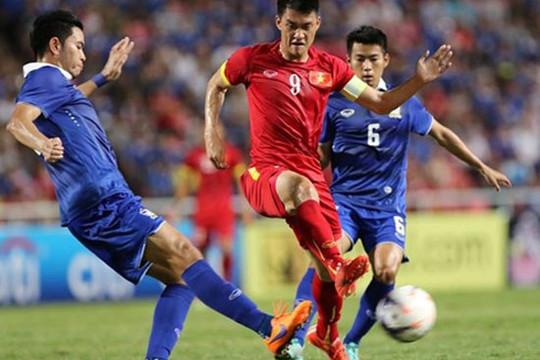 BXH FIFA tháng 2/2016: ĐT Thái Lan bỏ xa ĐT Việt Nam