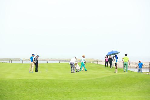 "Artex Golf Tournament ""xông đất"" FLC Samson Golf Links"