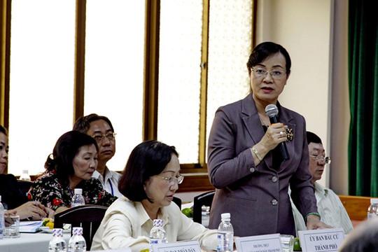 Các địa phương tổ chức Hội nghị hiệp thương lần thứ nhất bầu cử ĐBQH khóa XIV và đại biểu HĐND