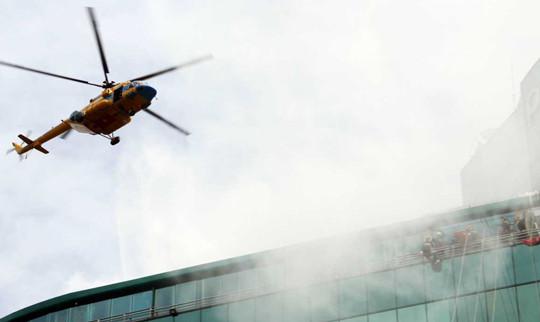 Hà Nội lên kế hoạch mua máy bay cứu hộ và máy bay chữa cháy