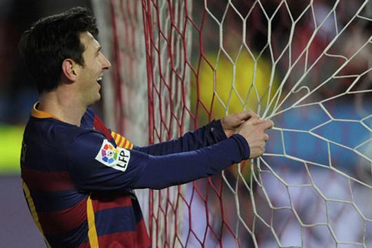 Tin tức thể thao 18/2: Messi lập mốc 300 bàn thắng tại La Liga