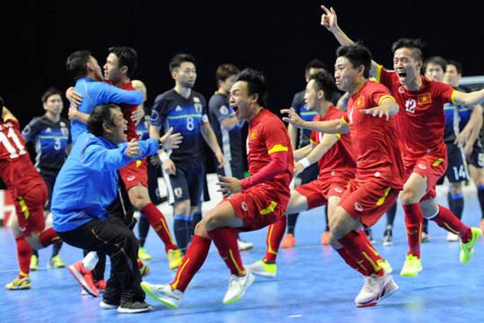 Tin tức thể thao 19/2: FIFA chúc mừng thành tích của futsal Việt Nam
