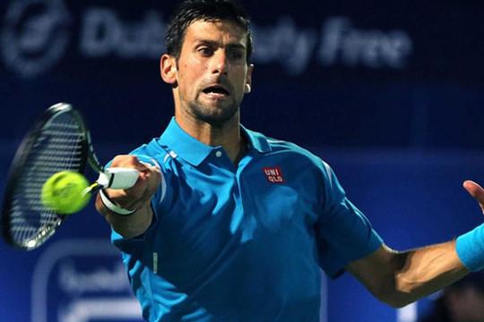 Tin tức thể thao 25/2: Djokovic đạt mốc trận thắng thứ 700