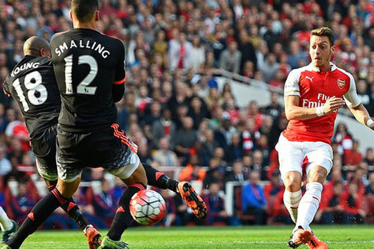 Lich thi đấu Premier League vòng 27: Tâm điểm M.U - Arsenal