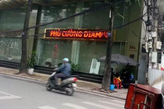 Cửa hàng vàng Phú Cường bị khám xét vì nghi vấn buôn lậu
