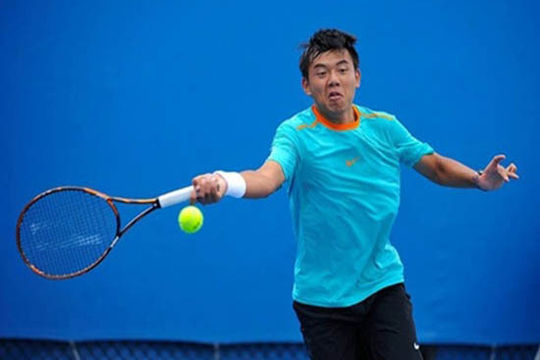 Lý Hoàng Nam tăng thêm 1 bậc trong Bảng xếp hạng ATP