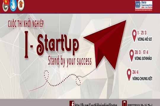 Sinh viên Đại học Kinh tế quốc dân phát động cuộc thi khởi nghiệp I-Startup