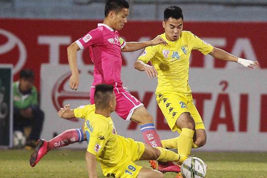 V-League vòng 4: Cơ hội nào cho Hà Nội T&T?