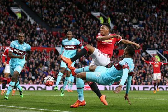 M.U vướng đối thủ khó ở FA Cup
