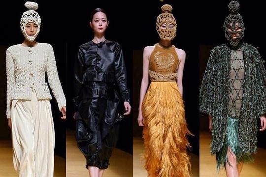 """NTK Công Trí gây ấn tượng khi mang hồn """"lúa"""" vào lụa tại Tokyo Fashion Week"""