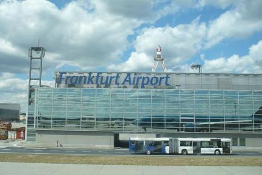 Cảnh sát Đức bắt giữ một nghi can IS tại sân bay Frankfurt