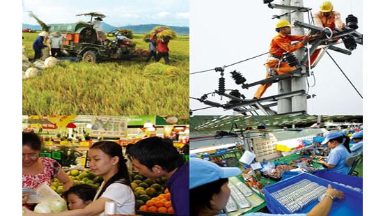 ADB dự báo kinh tế Việt Nam tăng trưởng 6.7% trong năm 2016