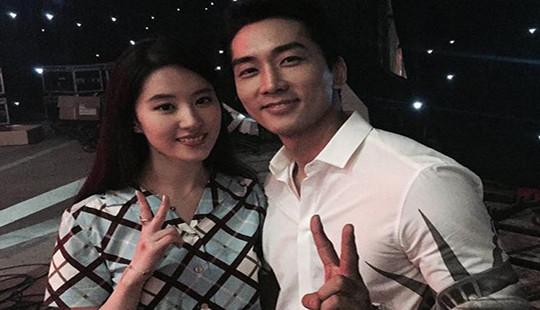 Tin tức giải trí ngày 31/3: Cặp đôi Song Seung Hun và Lưu Diệc Phi đã chia tay