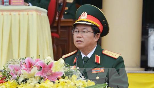 Sáng nay (4/4), Đại tướng Đỗ Bá Tỵ được đề cử làm Phó Chủ tịch Quốc hội