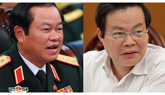 Ông Phùng Quốc Hiển và Đỗ Bá Tỵ chính thức được bầu làm Phó Chủ tịch Quốc hội