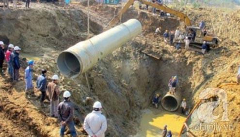 """Các """"sếp"""" Ban quản lý dự án cấp nước Sông Đà chuẩn bị hầu tòa"""
