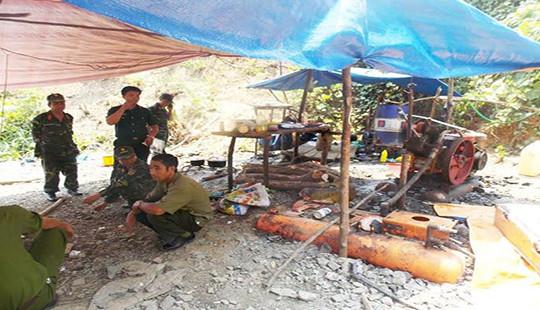 Vụ 4 phu vàng tử vong do ngạt khí ở Quảng Nam: Đã ra quyết định khởi tố vụ án
