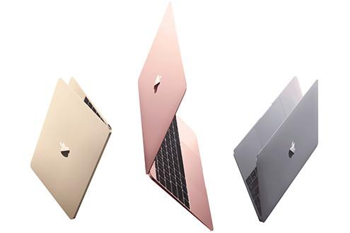 Apple ra mắt MacBook mới với CPU Skylake, thêm màu Rose Gold