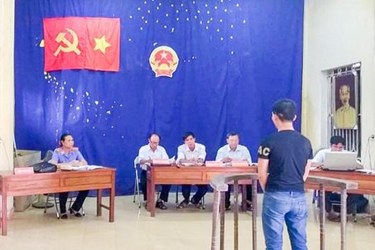 TAND huyện Cẩm Giàng, Hải Dương phấn đấu nâng cao chất lượng xét xử